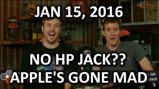 The WAN Show - No Headphone Jack on the iPhone 7?? - Jan 15, 2016