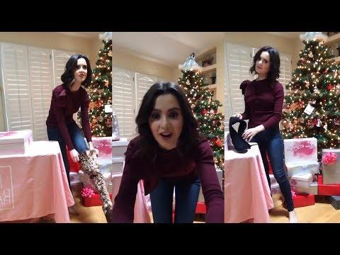 Laura Marano | Instagram Live Stream | 25 November 2017 streaming vf