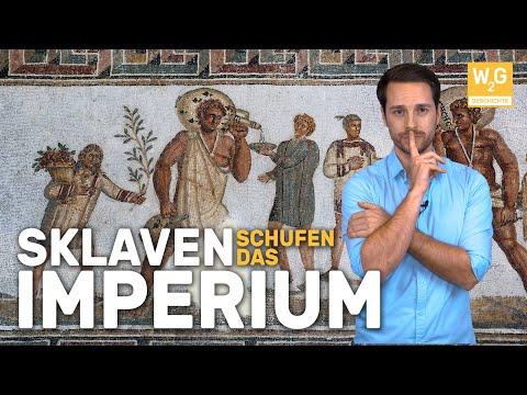 Die Sklaven im Römischen Reich