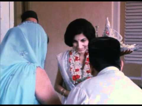 Parsi wedding, Bombay, 1968 from Louis Malle's documentary