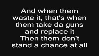 Damian Marley Welcome To Jamrock Lyrics On Screen