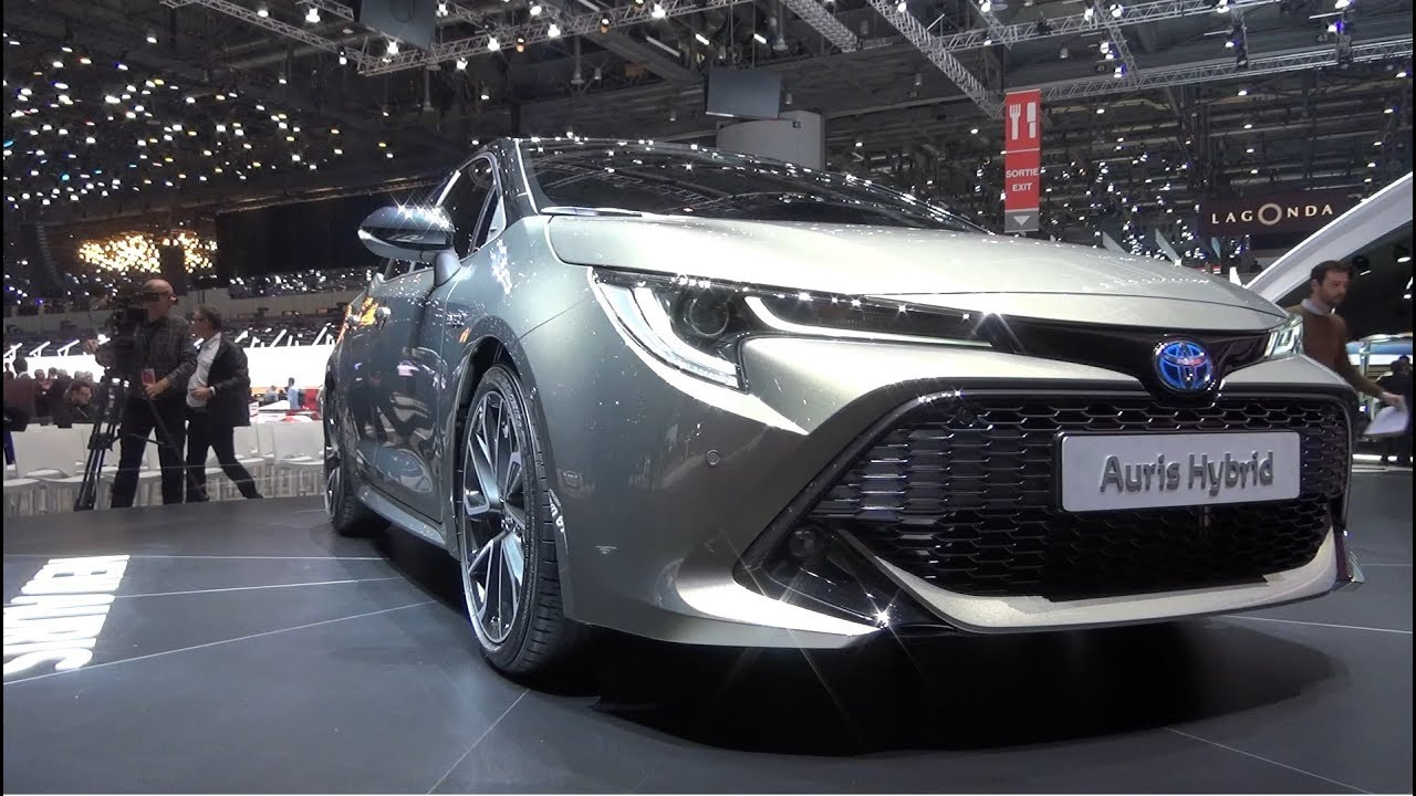 toyota auris 2019 geneva motorshow youtube. Black Bedroom Furniture Sets. Home Design Ideas