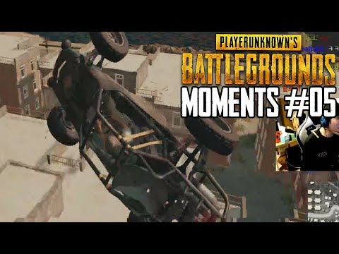 Double SELF Kill - PUBG Moments #05
