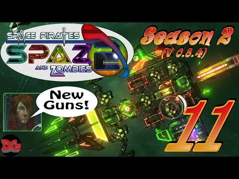 Space Pirates and Zombies 2 ► Let's Play Season 2 - Ep 11 ► New Ship! (1440/60)