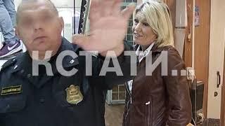 Судебные баталии на кулаках - пристав и адвокат подрались в Балахнинском городском суде