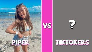 Piper Rockelle Vs TikTokers (TikTok Dance Battle July 2021)