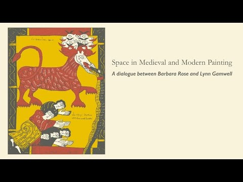 Space in Medieval and Modern Painting