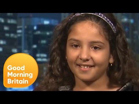11-Year-Old Survives Brutal Alligator Attack | Good Morning Britain