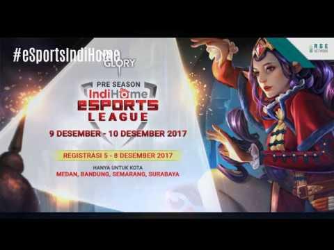 GRAND FINAL Preseason IndiHome eSports League Game VainGlory MEDAN vs SEMARANG