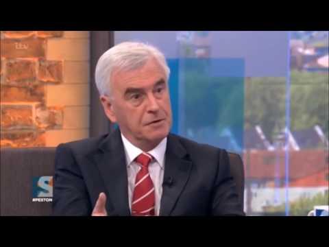 John McDonnell on #Peston
