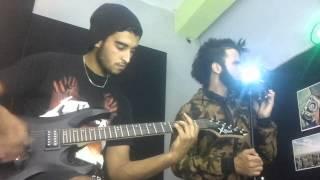 Opeth - Deliverance cover by Zaki & Aitsmouguen