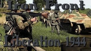 Iron Front:Liberation 1944 gameplay pl