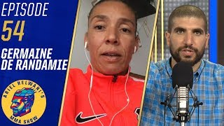 Germaine de Randamie: KO win vs. Aspen Ladd the fastest of my career | Ariel Helwani's MMA Show