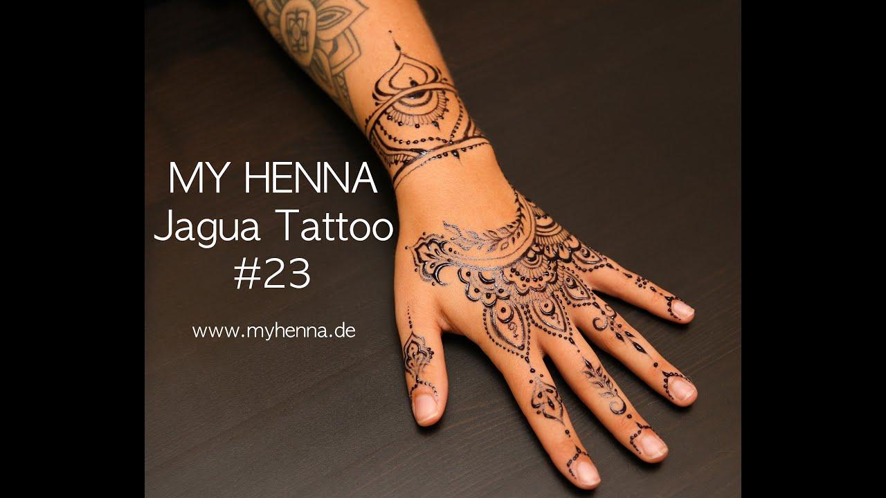 Jagua Tattoo: Jagua Tattoo # 23