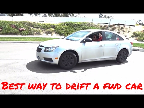 Best Way To Drift A Front Wheel Drive Car