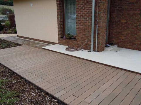 Pvc Wood Outdoor Flooring Kuching