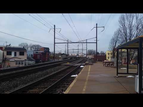 Amtrak Pennsylvanian Train 42 at Middletown