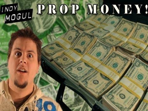 Briefcase of Prop Money : BFX : DIY