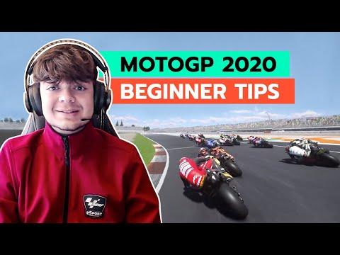 MotoGP 2020 Beginners Guide w/ AndrewZH