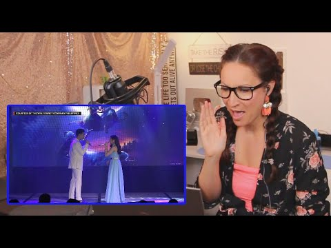 Vocal Coach Reacts to Morissette Amon and Darren Espanto perform &39;A Whole New World