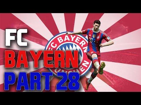 Fifa 15 Next Gen| Karrieremodus mit FC Bayern # 28 | FRANCK RIBERY IST NICHT ZU HALTEN!