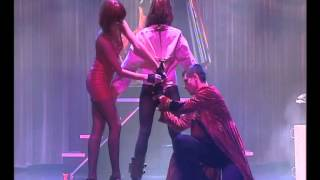 Repeat youtube video Connie Boyd Magic,  Matrix Straight Jacket Escape, Sexy Magic Show, Las Vegas Magic, Corporate Magic