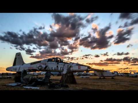 THE BONEYARD at Davis-Monthan Air Force Base AMARC