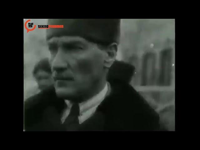 Amerikan Ulusal Arşivinden Kurtuluş Savaşı Görüntüleri