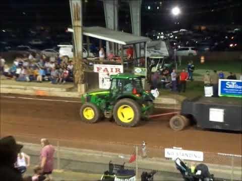 Indiana county fair 2018