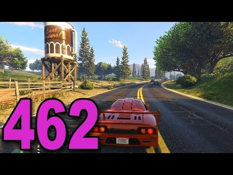 Grand Theft Auto 5 Multiplayer - Part 462 - Boosting Cars! (Import/Export CEO DLC)