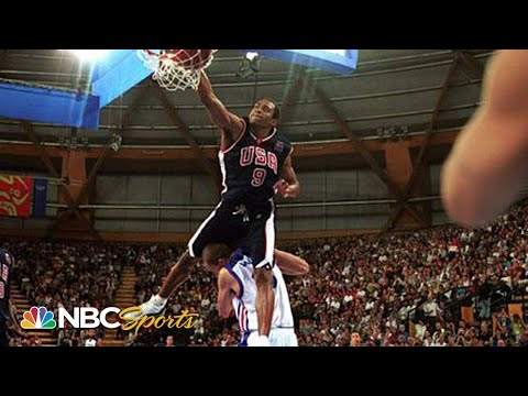 """Vince Carter's """"Dunk of Death"""": the GREATEST dunk of all time 