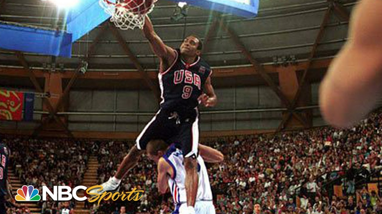 "Vince Carter's ""Dunk of Death"": the GREATEST dunk of all time 