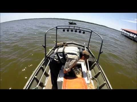 2014 Flathead Catfish Electrofishing