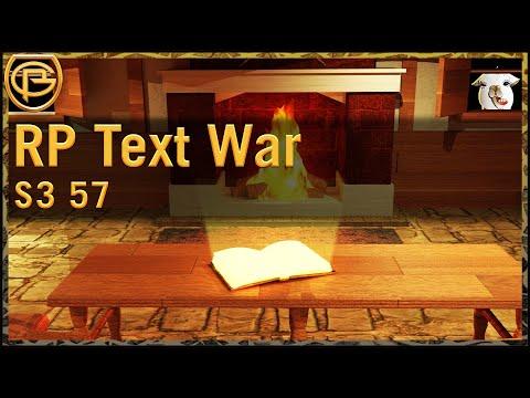 Drama Time - RP Text War