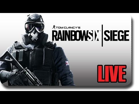 LIVESTREAM! ► Rainbow Six: Siege (ft. AlabasterSlim)