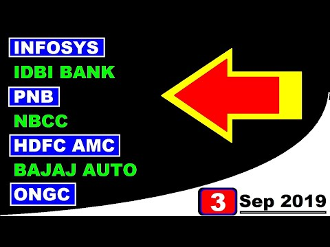 (infosys) (PNB) (NBCC) (IDBI Bank) (HDFC AMC) (ONGC) Stock Market Todays News In Hindi By SMkC