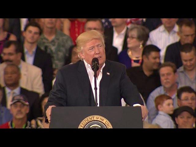 """Трамп обещает не оставлять без последствий ложь """"бесчестных СМИ"""""""