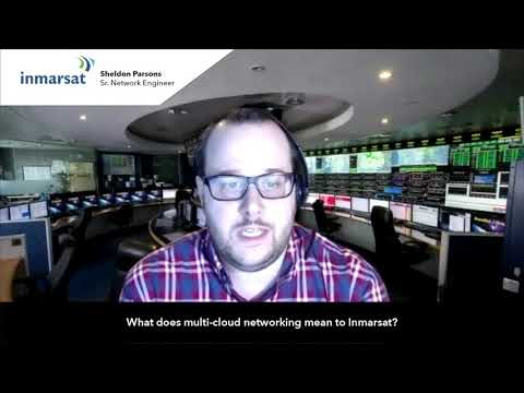 Real World Cloud Networking with Inmarsat