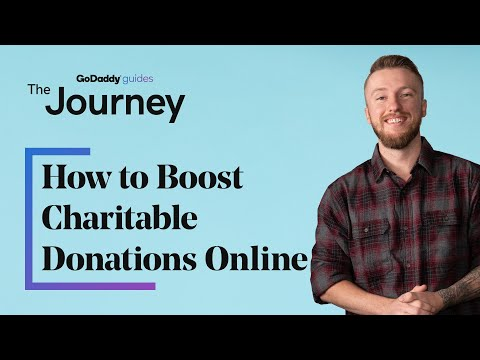 How To Use Online Tools To Boost Charitable Donations