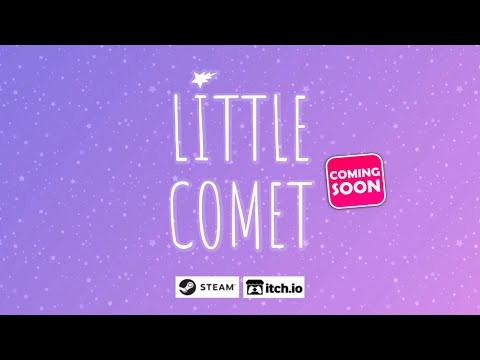 Little Comet Announcement trailer