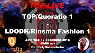 TOP/Quoratio 1 - LDODK/Rinsma Fashion 1