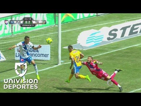 Eduardo Vargas se estrenó en la Liga MX
