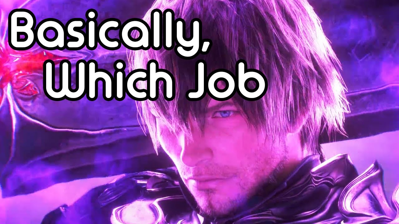 Basically, which job to play SHADOWBRINGERS | FFXIV