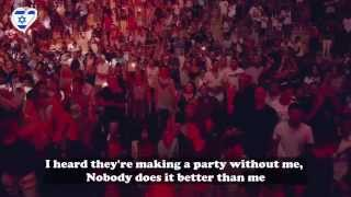 Lior Narkis & Omer Adam - Revolution Of Joy  - English Translate