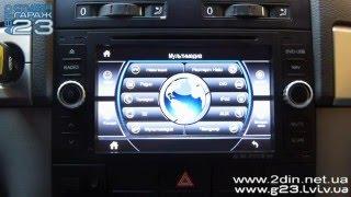 Штатная магнитола Volkswagen Touareg 2003-2011 - Phantom DVM-1900G i6 - GPS навигация (USB/DVD)(, 2016-04-27T10:43:08.000Z)