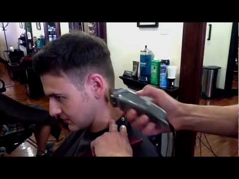 Popular Mens Hairstyle  Haircut  Chicago Male Salon  YouTube