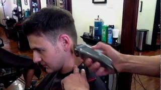 Popular Mens Hairstyle & Haircut | Chicago Male Salon
