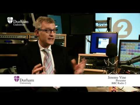 Jeremy Vine on his experience as a Durham University student