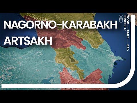 The Nagorno-Karabakh / Artsakh War - Conflict Analysis