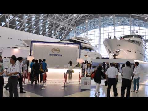 Horizon Taiwan boat show 2014 Eagle Marine